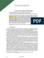 Continuous Ethanol Fermentation