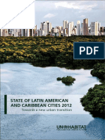 State of Latin American and Caribbean Cities – 2012