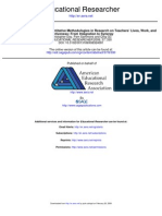 Combining Quantitative and Qualitative Research