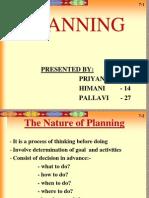 Planning Ob