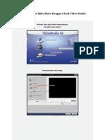 Membuat Foto Slide Show Dengan Ulead Video Studio