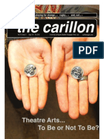 The Carillon – Vol. 55, Issue 5