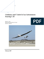 UAV Guidance & Control