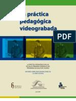 LIBRO La práctica pedagógica videograbada