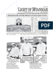 Rohingya MPs' Q and a in Myanmar New Govt.