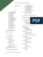 DTMF - Programing