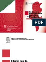 Etude sur le développement des médias  en Tunisie
