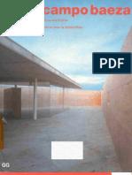 Alberto Campo de Baeza Works and Projects English