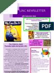 LINC Newsletter 19th September