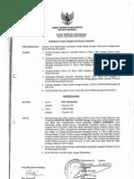 Surat Perintah Penyidikan - Miranda S. Goeltom