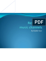 Research Music Channels