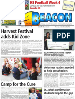 The Beacon - September 20, 2012