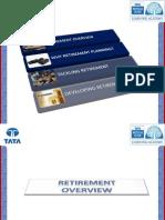 Tata Retirement Fund - Distributor Training