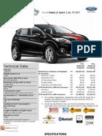 Ford Fiesta Sport 1.6L Ti-VCT Beta_Pen Msia