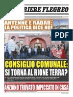 Corriere Flegreo 20 Settembre 2012