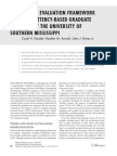 Building an Evaluation Framework