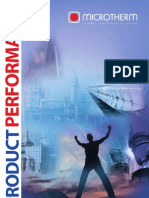 Microtherm Product Performance