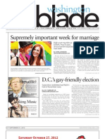washingtonblade.com - volume 43, issue 48 - september 21, 2012
