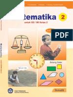 BukuBse.belajarOnlineGratis.com-Kelas II SD Matematika 2 Purnomosidi-0