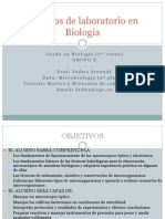 Metodos de laboratorio en Biología