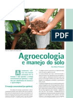 Agroecologia e Manejo Do Solo - Ana Maria Primavesi