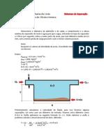 Sistemas de Separação de água e areia