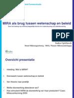 11RSD Presentatie SaskiaOpdebeeck VMM