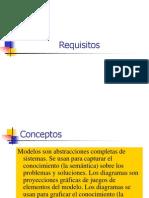 Requisitos y CU 2010 2
