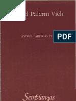 Semblanza sobre Ángel Palerm
