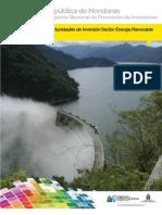 OPORTUNIDADES DE INVERSIÓN SECTOR ENERGÍA RENOVABLE HONDURAS