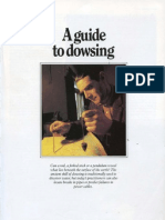 Cult and Occult - A Guide to Dowsing (1985)