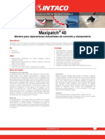 maxipatch40