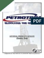 Petrotrim Services 2012
