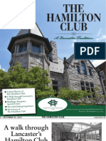 Hamilton Club 100th Anniversary