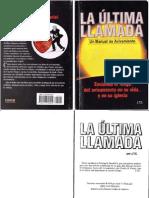 LA ÚLTIMA LLAMADA (Chick Publication)