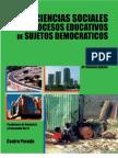 Las Ciencias Sociales en los Procesos Educativos de Sujetos Democráticos