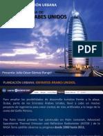 Planeación Urbana Emiratos Árabes Unidos Master Plan