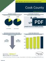 2011 Cook County Fact Sheet