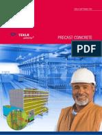 Tekla - Precast Concrete