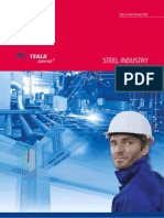 Tekla for Steel Detailing and Fabrication