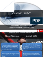 Channel Audit