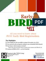 Early Bird 411
