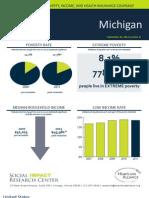 2011 Michigan Fact Sheet