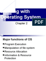Ch2 Working With Operating System