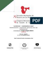Libro Resúmenes - Congreso Iberoamericano de Estudios de Género, San Juan 2012