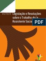 Serviço Social - instrumentos legais Cfess-Cress