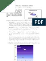 Hidrología (Estructura de la Atmosfera)