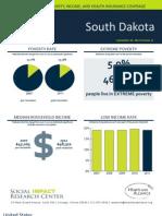 2011 South Dakota Fact Sheet