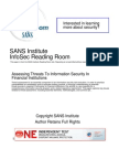 Assessing Threats Information Security Financial Institutions 1143