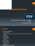 Estudios Analiticos - Dr.chang-2012